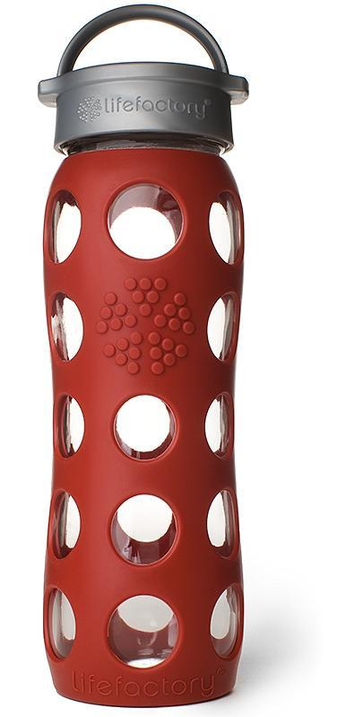 Lifefactory® R... Reusable Glass Water Bottle