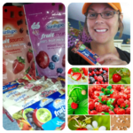 100 fruit snack with additives for healthy kid treats and snacks!