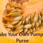 How to make your own pumpkin puree from @greenmom