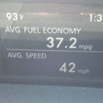 Mazda 3 Review by @greenmom Great Gas Mileage and Fuel Economy