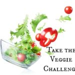 Eat more veggies with this fun challenge from @greenmom #healthy