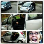 Mitsubishi i-MiEV 100% Electric Car Review by @greenmom #green