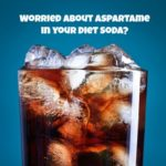 Diet soda and aspartame safety concerns. #health