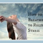 Deep breathing to relieve stress. #health #tips