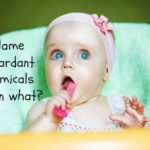 Flame retardant chemicals are in what? #health #safety