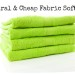 Natural &amp; Cheap Fabric Softener
