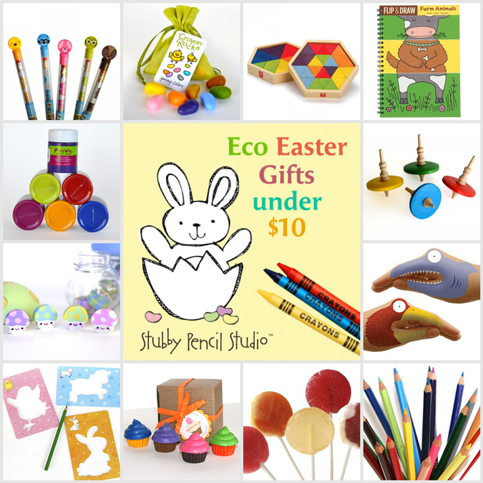 eco easter gifts for
