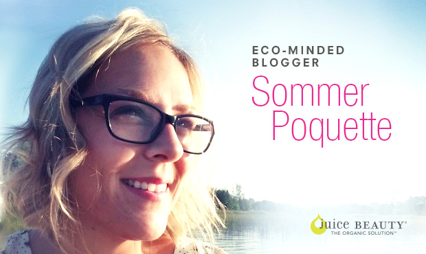 Juice Beauty Eco-Minded Blogger Feature