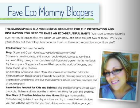 eco beautiful baby feature