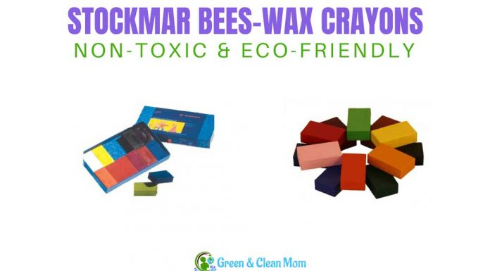 stockmar bees wax crayons review