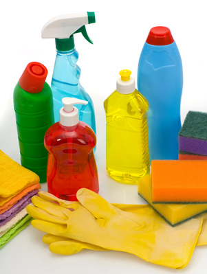 household cleaning product safety for children