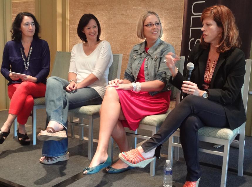 Women in Video Vlogging Panel