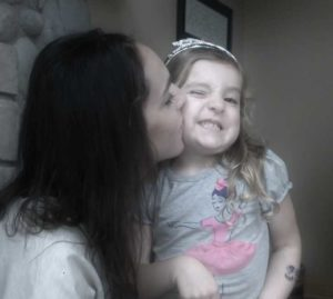 My sister and niece, her twin and they both have my heart!