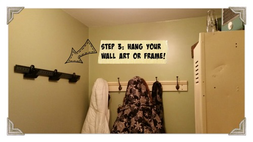 How to use Toothpaste to Hang Pictures Easily #DIY #Lifehacks #tips #tricks