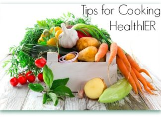 How to Turn Your Delicious Recipes into Healthy Recipes