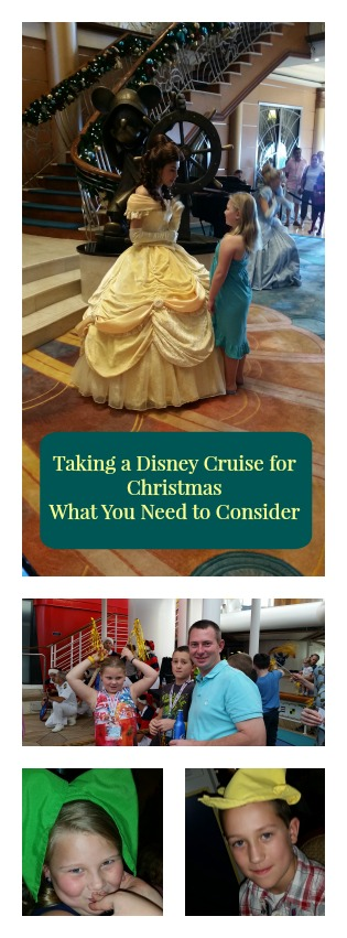 Taking a Disney Cruise for Christmas -What You Need to Consider
