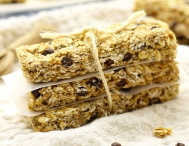 21 Healthy Granola Bar Recipes #Health #Recipes