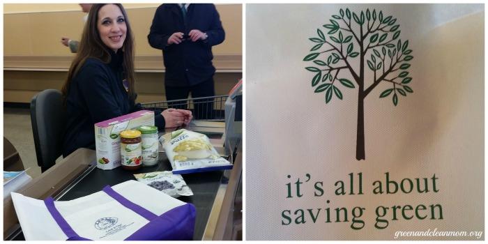 Saving Green by Shopping ALDI