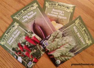 High Mowing Organic Seeds #Gardening #Organic