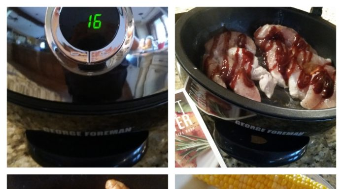 The George Foreman Contact Roaster Review