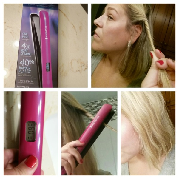 The Loose Beach Wave Look with a Flat Iron – Easy and Quick