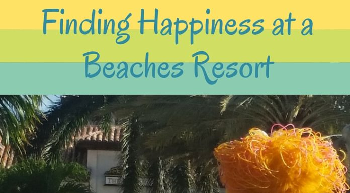 Finding Happiness at a Beaches Resort