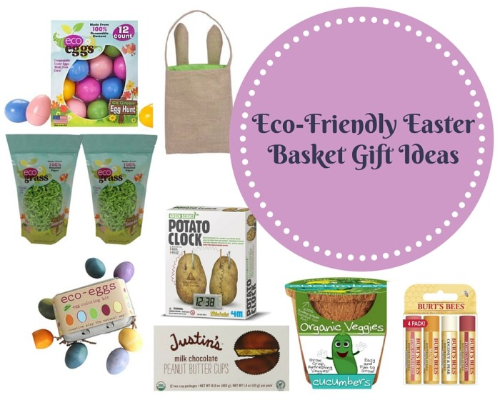 Eco-Friendly Easter Basket Gift Ideas