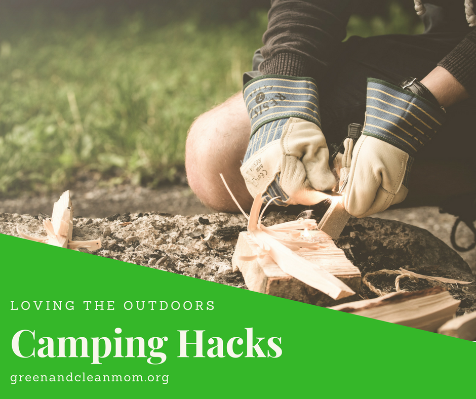 Helpful Hacks for Camping
