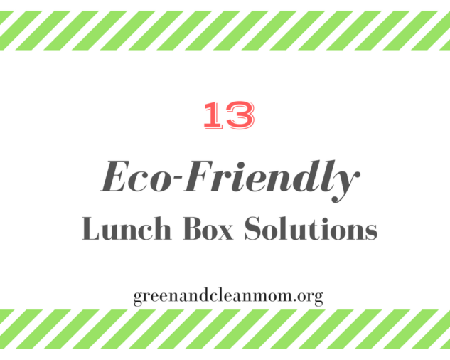 13 Eco-Friendly Lunch Box Solutions for Back to School
