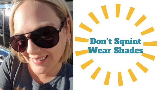 Wear Shades to Help Protect Your Eyes From Wrinkles
