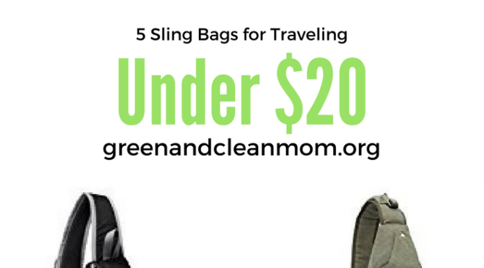 Sling Bags for Under $20 for Traveling