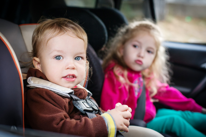 Research Shows Vehicular Travel With Children Can Expose Them To Dangerous Pollution Levels