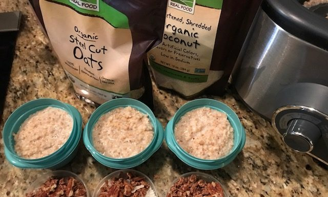 Slow Cooker Steel-Cut Oatmeal Recipe