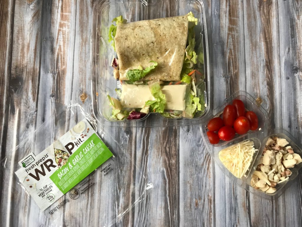 Fresh Prep'd Wraps and Soup Kits –Healthy, Quick, Easy, Tasty & Affordable