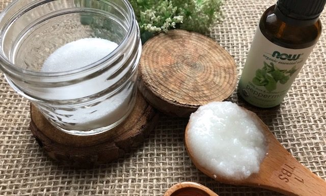 Peppermint Lip Scrub Recipe
