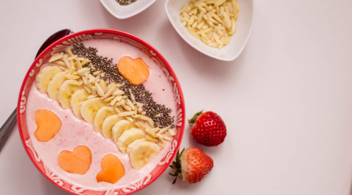 Easy to Make Smoothie Bowls