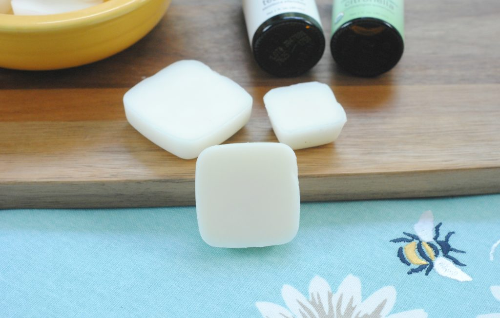 Easy to Make DIY Bug Repellent Lotion Bars