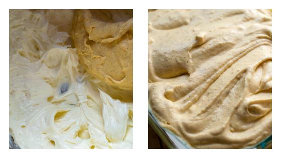 Make Homemade Pumpkin Cheesecake Ice Cream