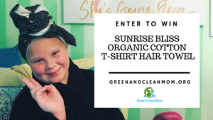{GIVEAWAY}The Miracle T-Shirt Hair Towel