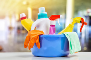 Mean Green Cleaning Machine: How To Make Your Cleaning Products Eco-Friendly