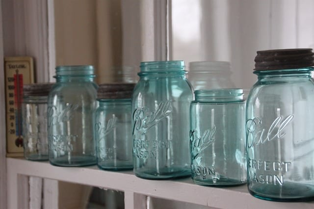 mason jars for sprouts