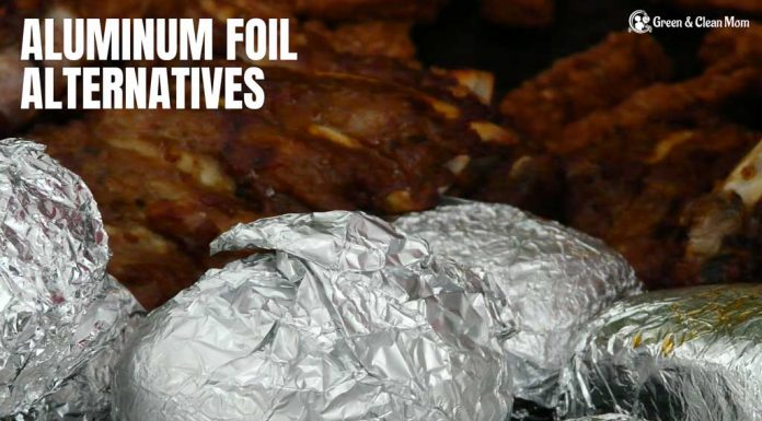 aluminum foil alternatives