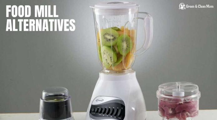 food mill alternatives