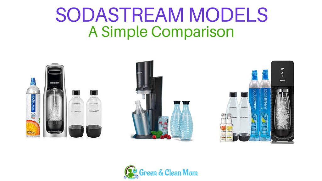 sodastream comparison